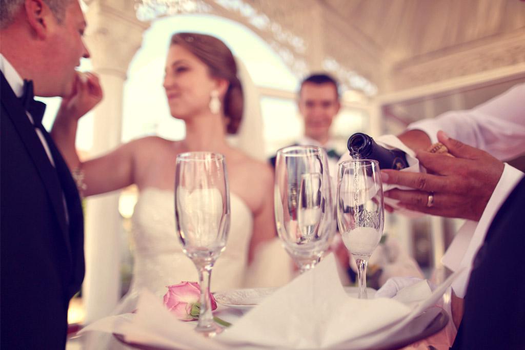 combien bouteilles champagne mariage